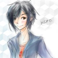 Hiro Hamada by Just-another-kitteh