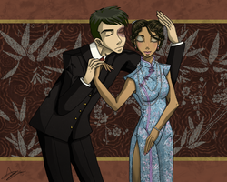 Zutara Week 2010 - Date by Darkbutterfly137