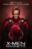 X-Men: Magneto by AndrewKwan