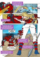 Deviant Universe Page 4 by Kaufee