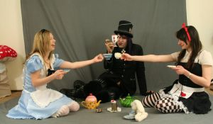 Tea Party 3 by MajesticStock