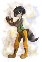 Smokin' by shani-hyena