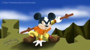Avatar Mickey by RCBrock