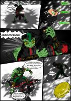 Mortal Kombat Issue #2 Page 20 by MarcusSmiter