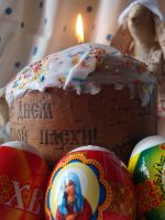 Orthodox Easter by An-gora