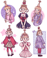 Cindy Lou Who by hello-mango