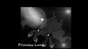 my first Luna art. by DnAx-Fluttershy
