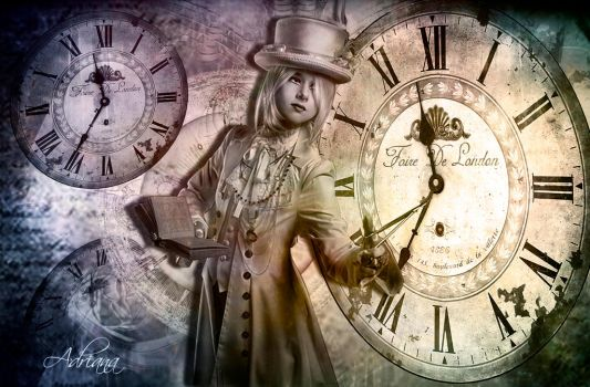 The Time by Adriana-Madrid