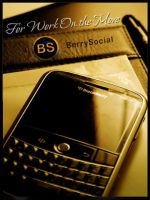 BlackBerry - For Work On The Move by quen-quen