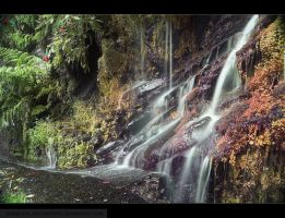 monte waterfall by greyfin