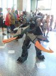 Fanime 2014: LoL Mecha Kha'zix by K-ayu