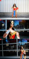 Wonder Woman - Ame Comi IV by yayacosplay