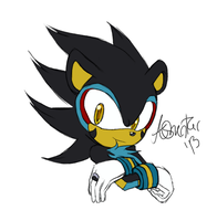 PCOM:.:Lucain the Luxray:.: by Ashentar