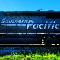Southern Pacific by Presley-Art
