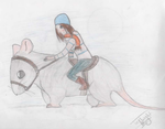 Rat Rider by TheSnickers545