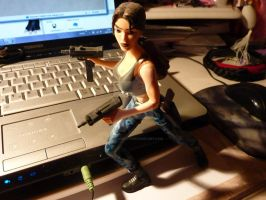 My TR3 figure :) by UrsulaCroft