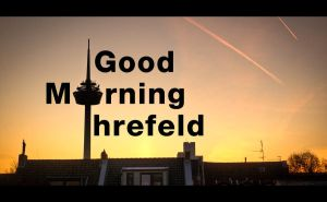 Good Morning Ihrefeld by R3ds0Ld13r