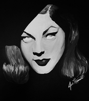 its Bacall bitches by johnfitzgerald