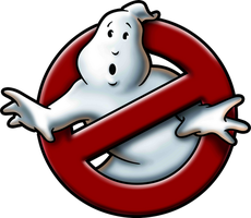 Ghostbusters Game Logo by MartynTranter
