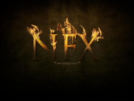 NFX Logo by nfxdesign