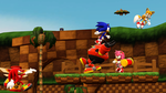 Sonic Legends by Legoguy9875