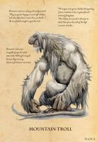 Mountain Troll by eoghankerrigan