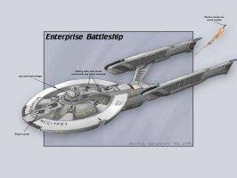 Enterprise Battleship by Enterprise-E