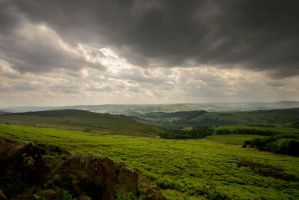 Stanage View by y2keable