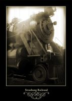 The Strasburg Railroad by hever