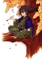 Rihan for mugetsu-15 by skyblue-dragon