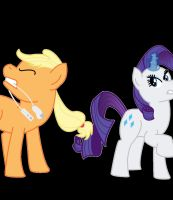Wii Ponies by Saphin