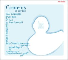 Contents: Full view by Overlord-Zio