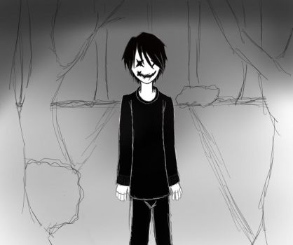 Blank by LilCrypticCreepy