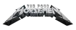 The Four Horsemen logo by GraphicDensity