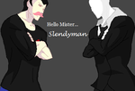 Helloooo Slendy by ChangeOHearts101