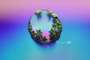 Pastel Droplet by Sketchylious