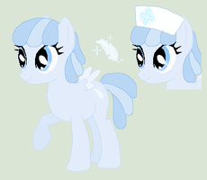 .:Nurse Snow Feather:. by EpiclyAwesomePrussia