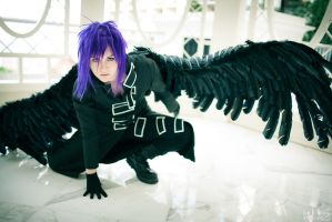 Dark Mousy (DNAngel) @ Katsucon 2012 by alucardleashed