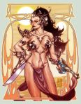 Dejah Thoris sketch by diablo2003