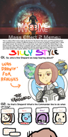 Massive Mass Effect 2 Meme by sillyshepard