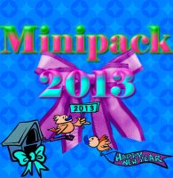 Minipack 2013 by LucreciaBeatrice