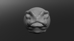 Robot (prev) by sculptris-plz