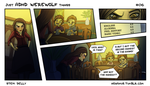 Just ADHD Werewolf Things #06 by Stefi-Delly