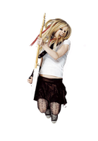 Avril Lavigne PNG by LaariSellyLover