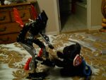 Onua and his dog pic3 by ToaDJacara
