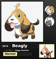 013 - Beagly by Spotted--Jaguar