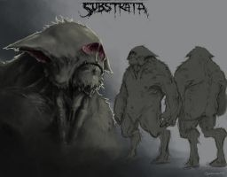Substrata - Subterranean Dweller | Level 2 by Spellsword95