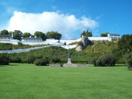 STOCK - Fort Mackinac 001 by Chaotic-Oasis-Stock