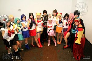 Sailor moon Grupal by Dropchocolate
