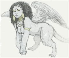 another sphinx by luve